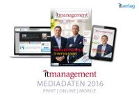 it management Mediadaten 2016