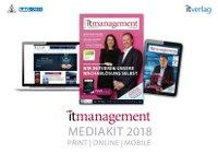 it management Mediadaten 2018