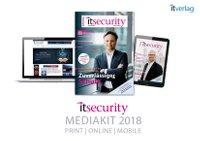 it security Mediadaten 2018