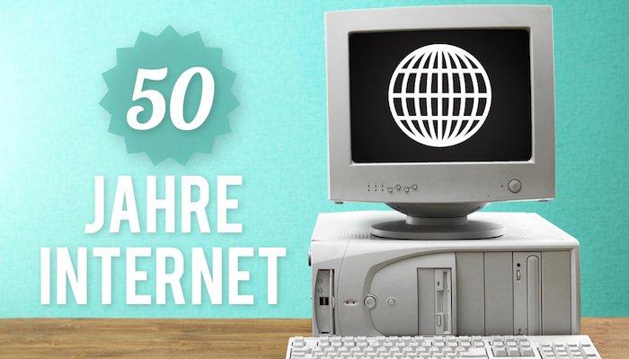 50 Jahre Internet