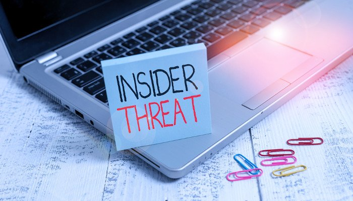 Insider Threat Laptop
