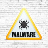 Malware Danger Sign Design Shutterstock 160