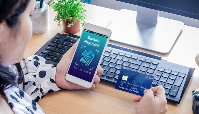 Mobile-Banking per Fingerabdruck