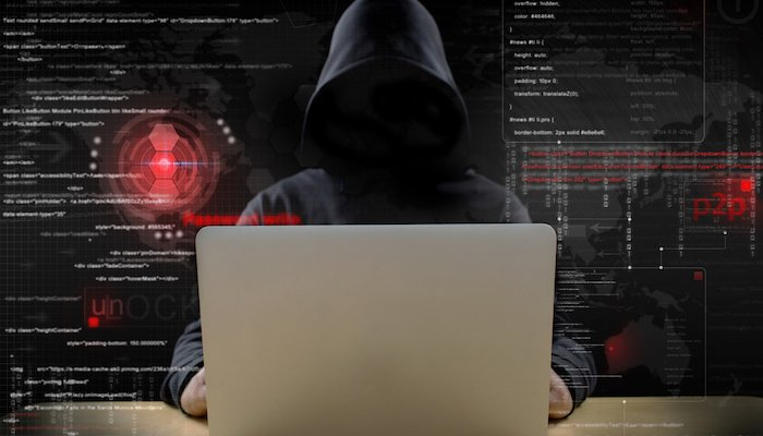 Hacker Attacke