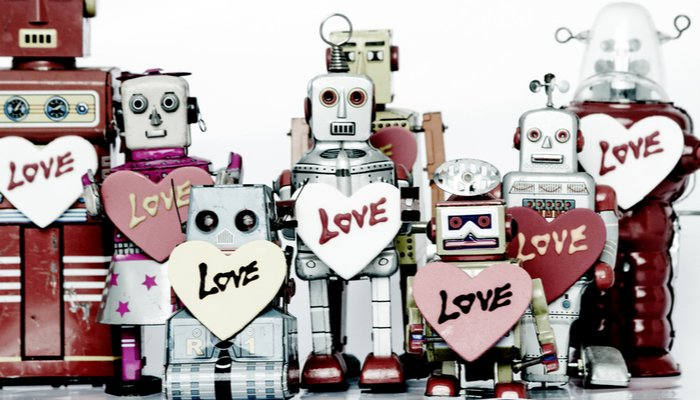 Roboter Love
