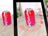 Augmented Reality Cola