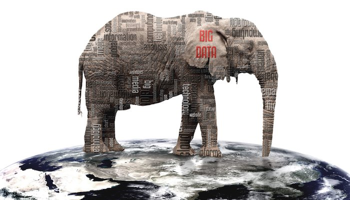 Big Data Elefant