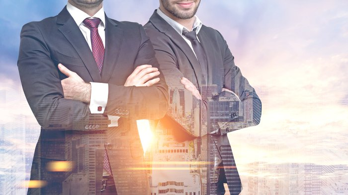Businessmen Shutterstock 695714677 700