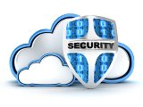 Cloud Security Schild