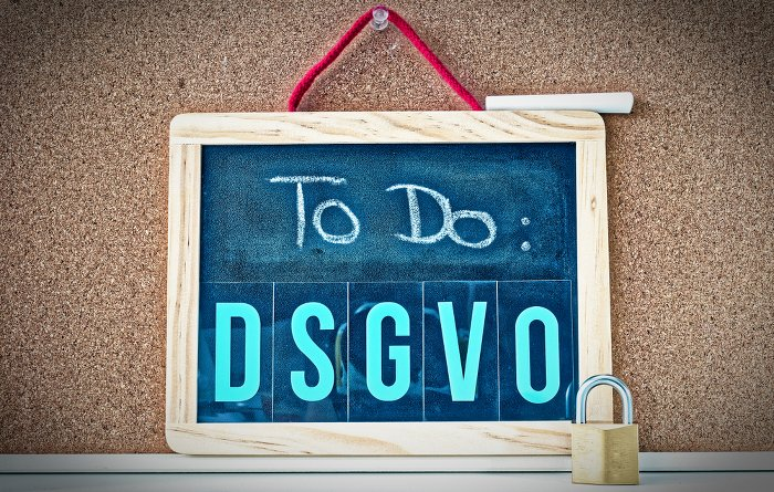 To Do: DSGVO
