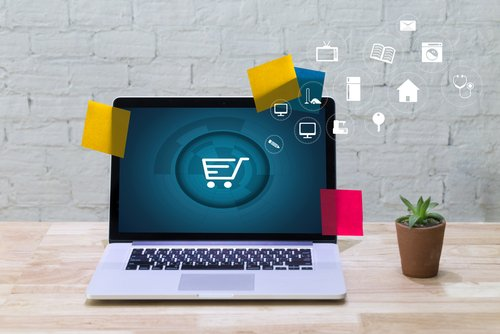 E Commerce Laptop Shutterstock 692085406 500