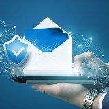Abgefangene E-Mails sind eine Gefahr