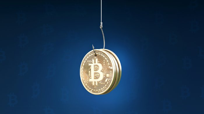Phishing Bitcoin