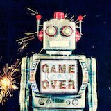 Roboter - Game Over
