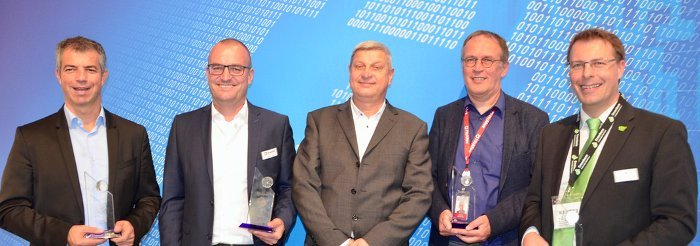 Gewinner der IT Security Awards 2018