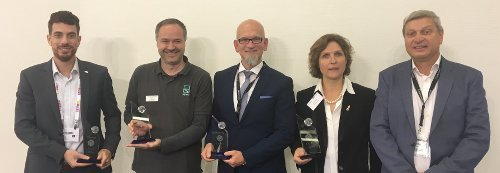 Gewinner der it security Awards 2015