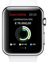 Exact Online Apple Watch App