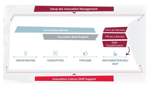 Setup des Innovation Management