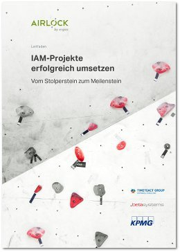 Leitfaden: IAM-Projekte erfolgreich umsetzen