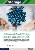 Titelseite eBook Software Defined Storage