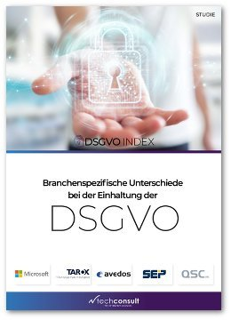 Studie: DSGVO-Index