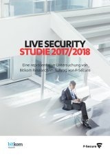 Whitepaper Live Security Studie 2017/2018