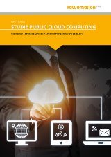 Studie Public Cloud Computing