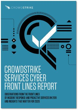 Whitepaper Crowdstrike Services Cyber Front Lines Report