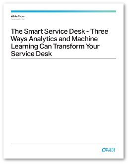 Whitepaper The Smart Service Desk
