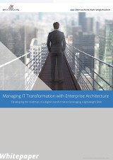 Managing IT Transformation with Enterprise Architecture