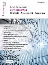 Titel eBook Digitale Transformation