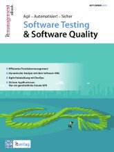 eBook Software Testing @ Quality 2016