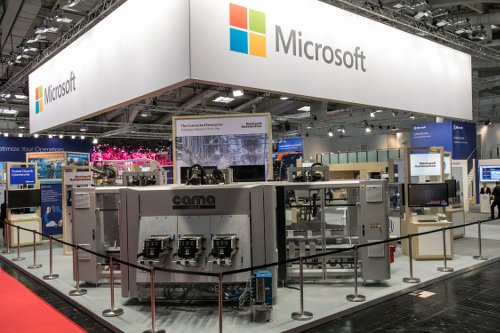 Microsoft Hannover Messe