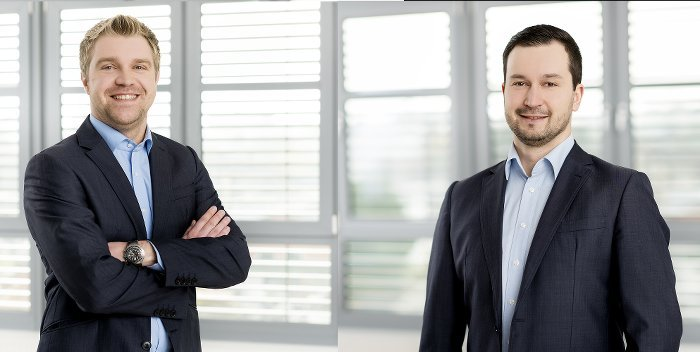 Dietrich Wormsbecher (li.) und Thomas Pawluc, Tarox-Consultants, im Interview