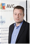 Tony Anscombe, Security Evangelist bei AVG Technologies